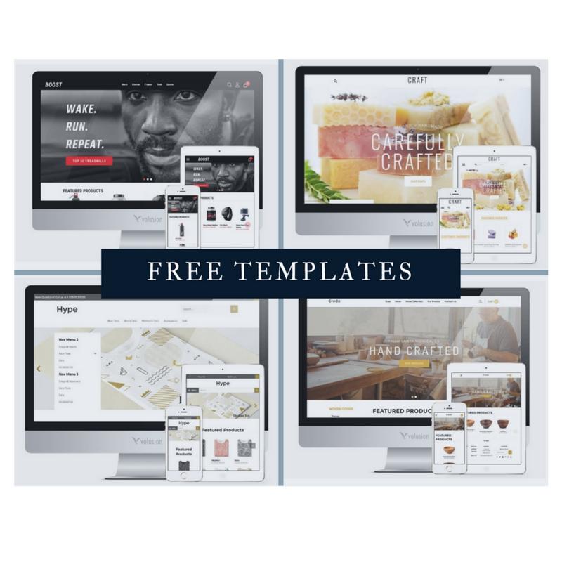 Free Templates - relezant