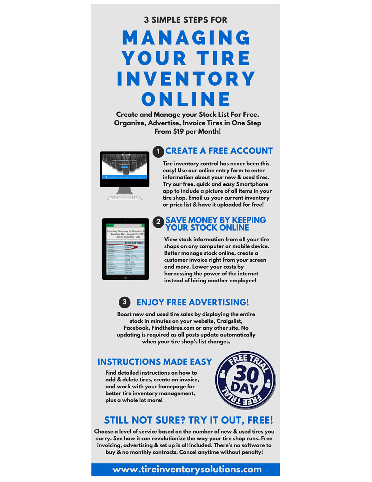 Tire Inventory Solutions - relezant